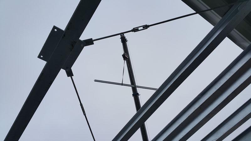 Wykonanie dodatkowych rygli pod instalacje wyciągowe